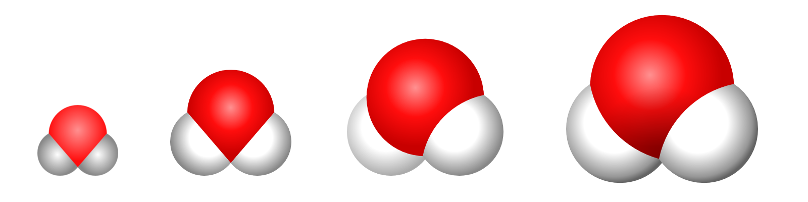 The evolution of the H2O logo